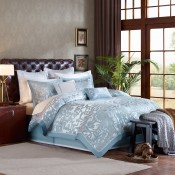 Madison Park Signature Castello Comforter Set - Blue