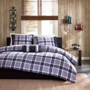 Mizone Elliot Duvet Cover Set