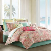 Echo Design 300TC Guinevere Comforter Set